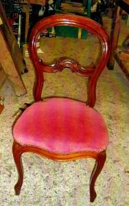 chaise en entier